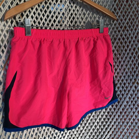 39e93610883c @ontheland. last year. Arcadia, United States. Nike running shorts with attached  underwear #athletic ...