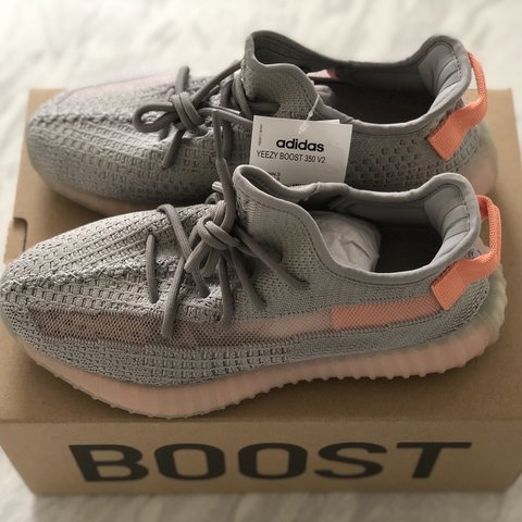 dd08fe0d3 Yeezy Boost 350 V2 TRFRM DSWT Never worn Size uk BEFORE - Depop