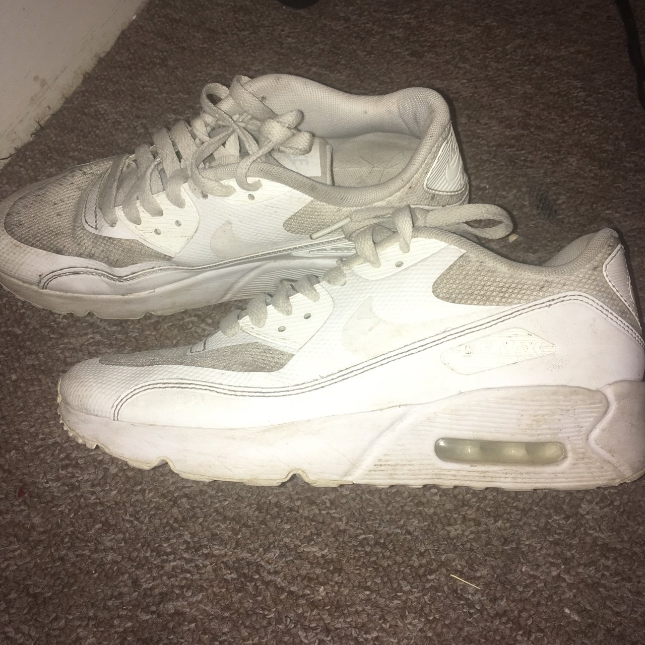 d7699a8f8e7736 selling my size 6 nike airmax for £25-30 (including that pen - Depop