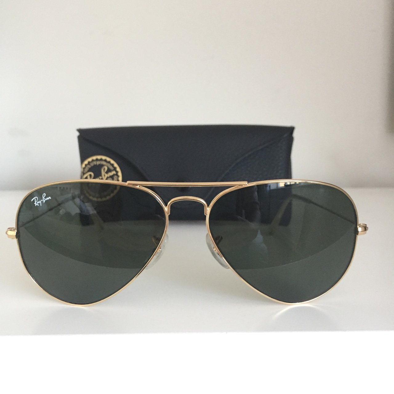 968ce9fe40 100% genuine women s Ray Ban sunglasses. In great condition. - Depop