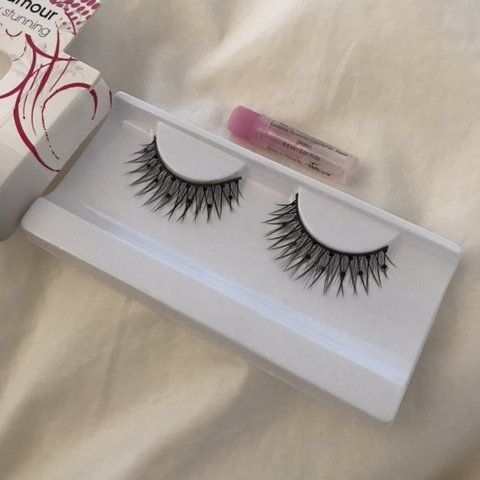 dac499e09ad @mela_fok. 3 months ago. Glassboro, United States. False lashes. Eye Candy  brand.