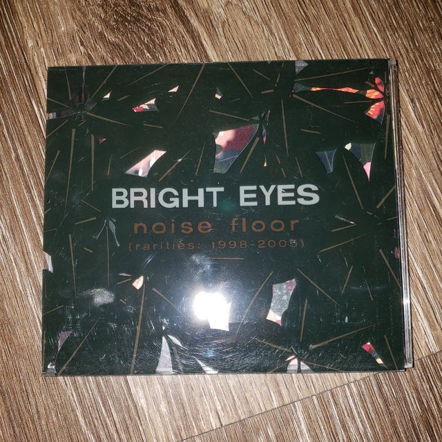 Classic Bright Eyes Noise Floor Cd Great Depop