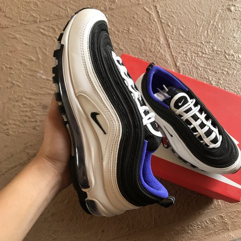 2f9a9f1d9d Nike Air Max 97 - Brand New - Never worn - size 7 in and - Depop