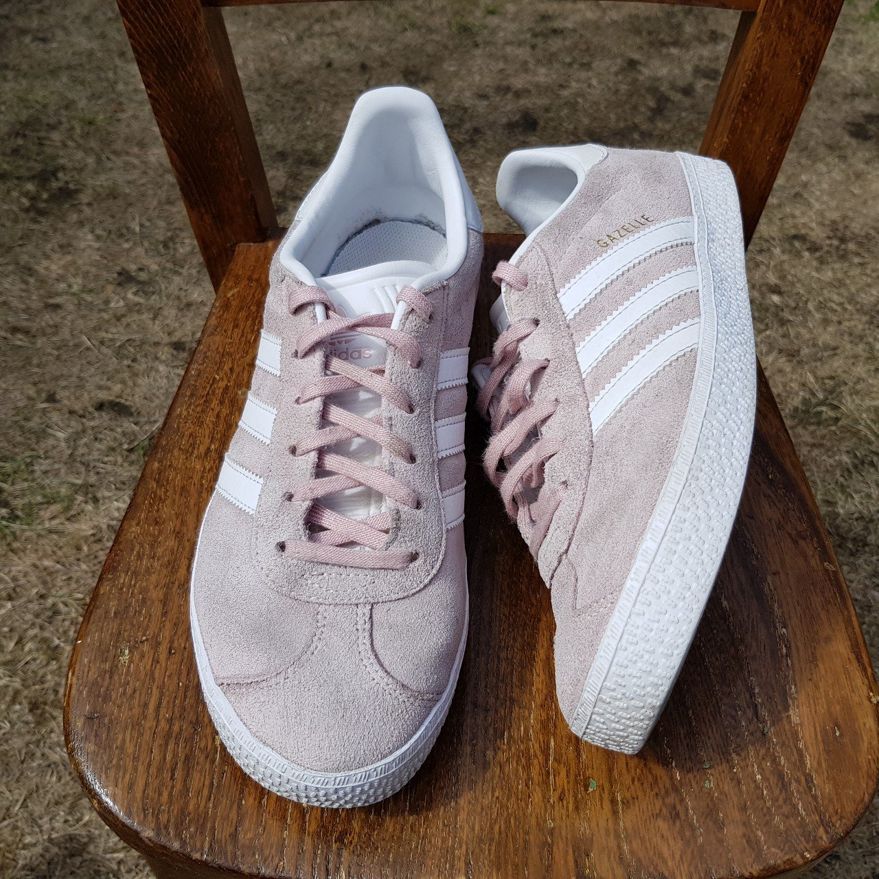 Size Great Trainers I Pink Condition As Depop Adidas Gazelle 5 fgyvb76Y