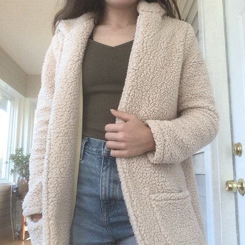 b6cb9f62b306 Emma Chamberlain inspired poopy jacket! also known as a from - Depop