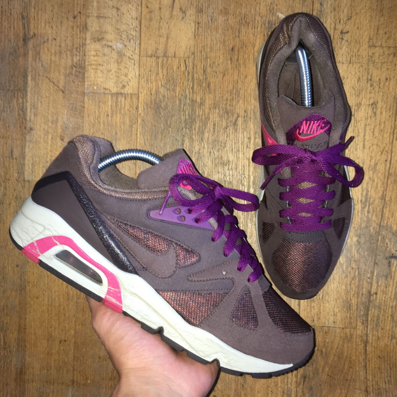 Nike Air Structure Triax 91 Mulberry