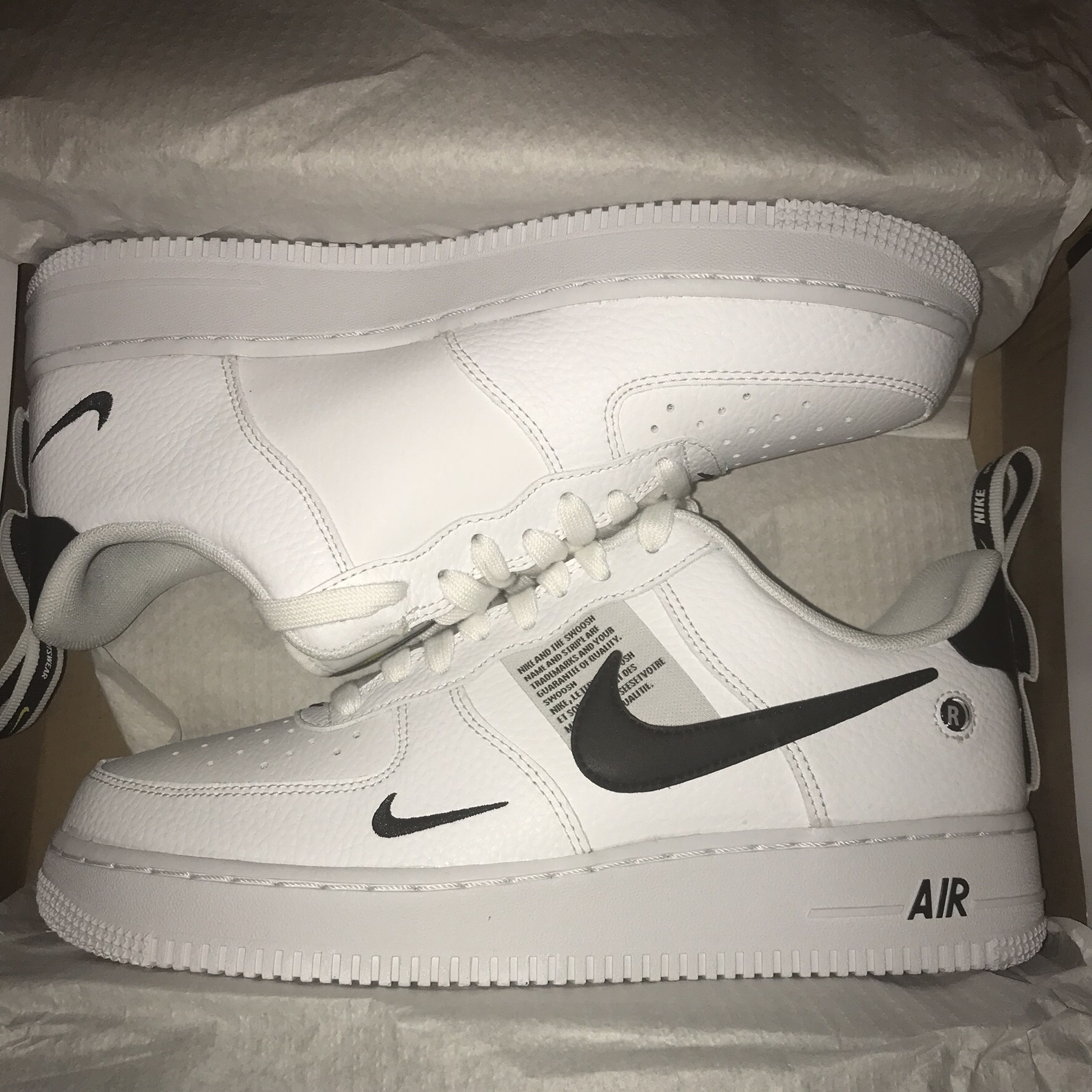 Air Force 1 07 LV8 Utility Brand New Never Depop