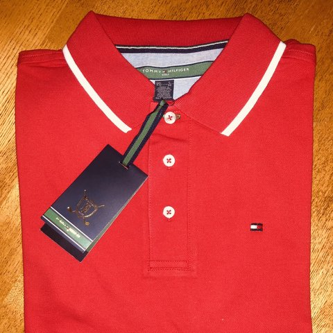 fd00d6f3 @aaronlapenna9. 3 months ago. Manchester, United Kingdom. Tommy Hilfiger  Polo. Brand new, still in packaging and 100% genuine.