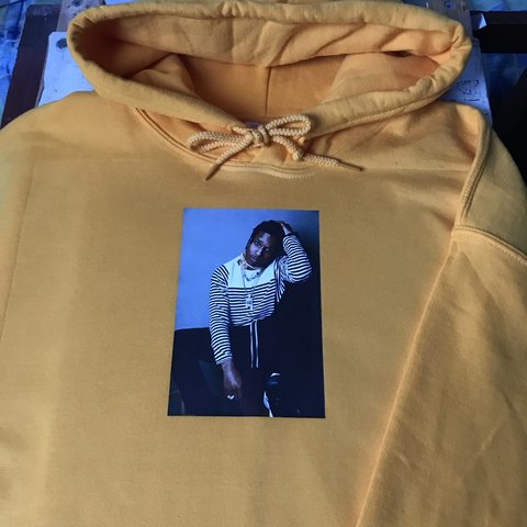 8d6fb7dc4c8  ybnstore. in 18 hours. United Kingdom. ASAP rocky hoodie. Custom Brand new.  All sizes available. MESSAGE BEFORE BUYING
