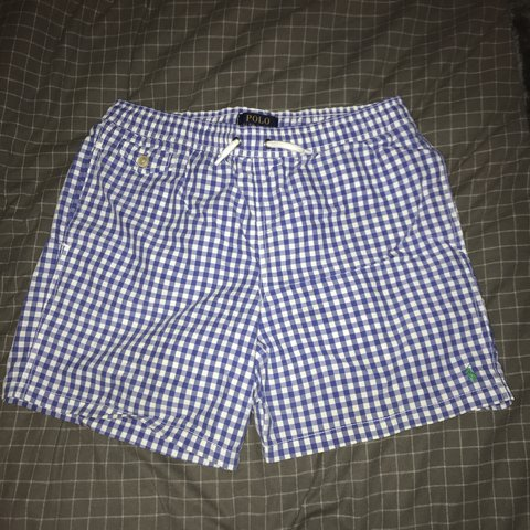 554c87c7 Polo Ralph Lauren Swim Shorts. Large boys 14-16/XS mens. RRP - Depop