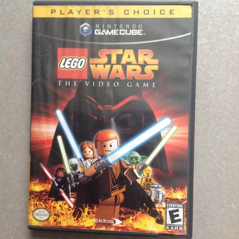 Pre Owned Gamecube Lego Star Wars The Video Game In Good Of Depop