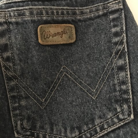 """f2f53e45 SOLD *** Vintage Wrangler """"Lucy"""" jeans in perfect - 28 a - Depop"""