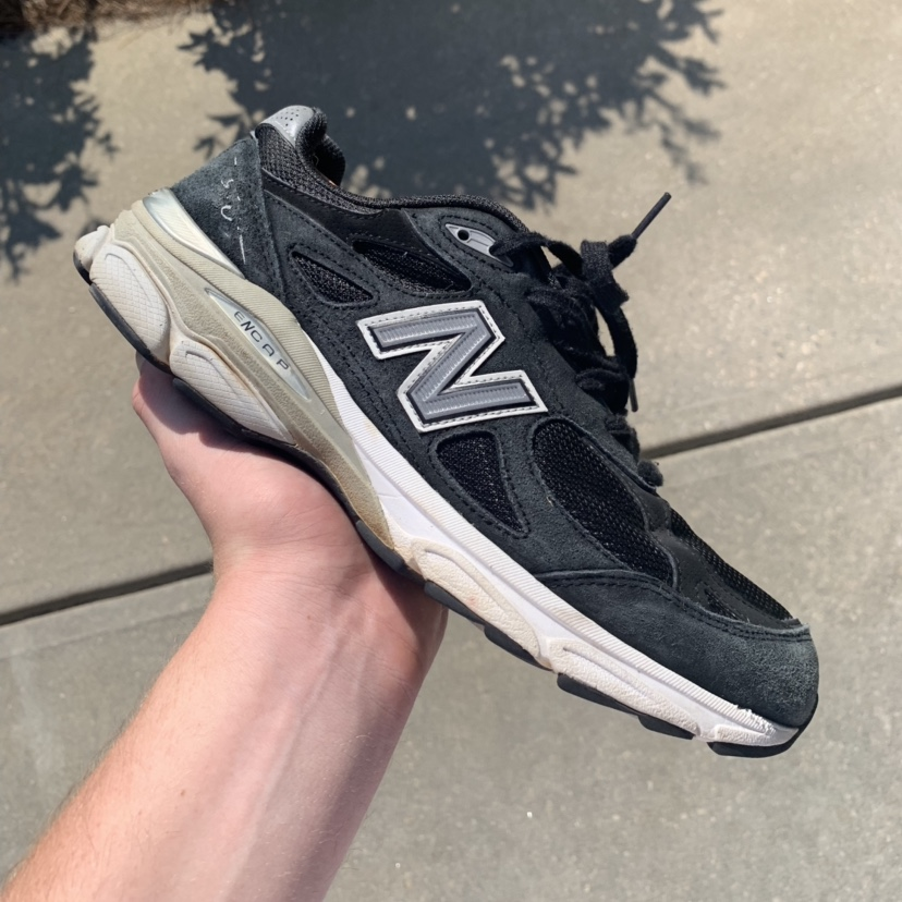 half off f8a4f 18c54 New Balance 990 Size 9.5 Replacement box, no... - Depop