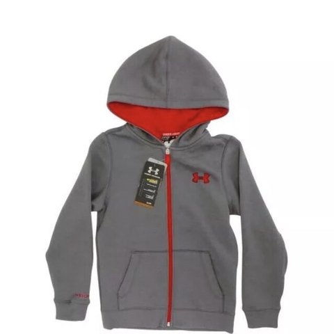 a5a660384 @prelovedandnewwardrobe. 3 months ago. Loughton, United Kingdom. Under  Armour Kids UA Storm hoodie. BRAND NEW COMPLETE WITH TAGS