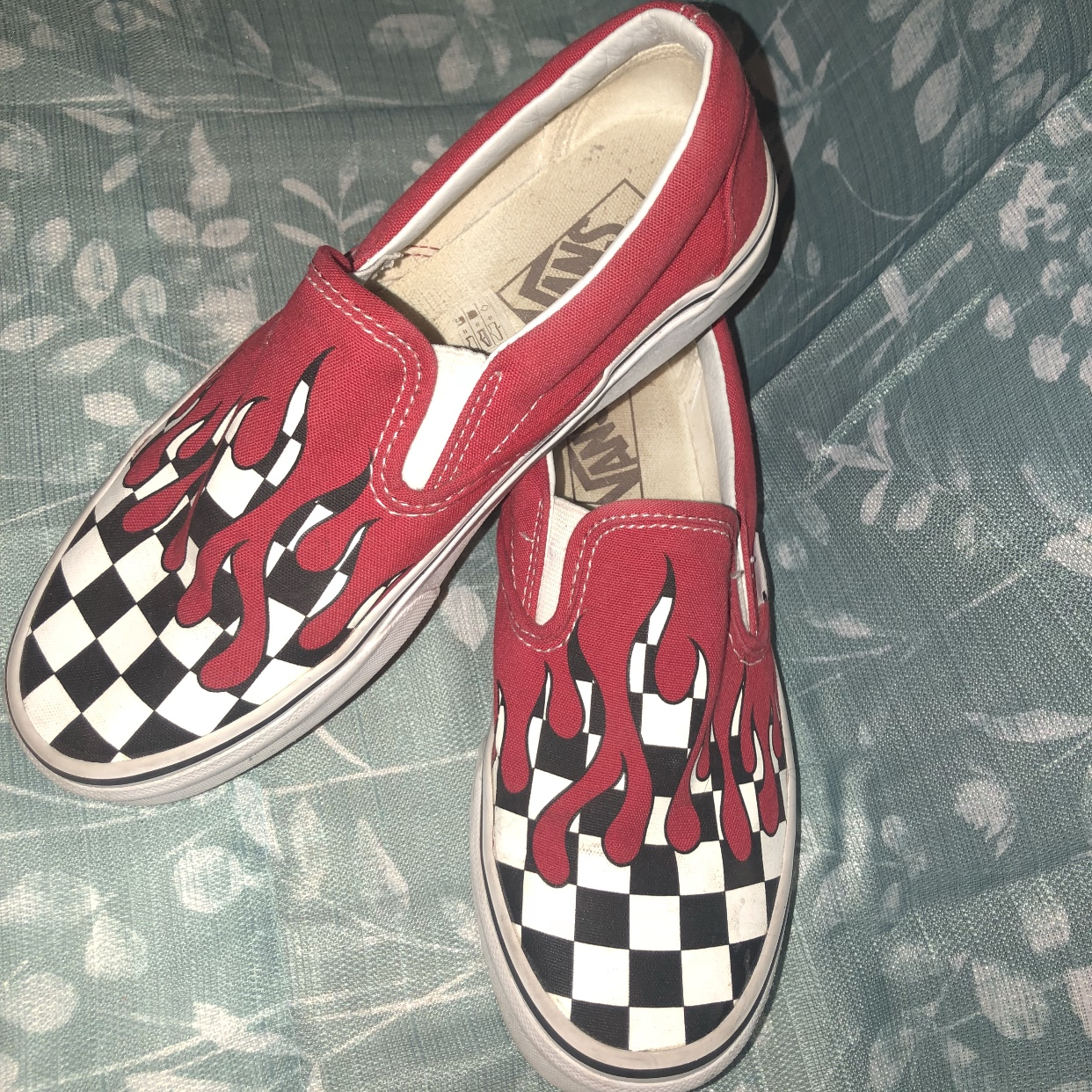 checkered vans with blood \u003e Clearance shop