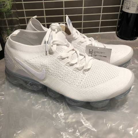 6f815cd15b974 Nike air vapormax flyknit 2 size 9 new . Christmas gift and - Depop