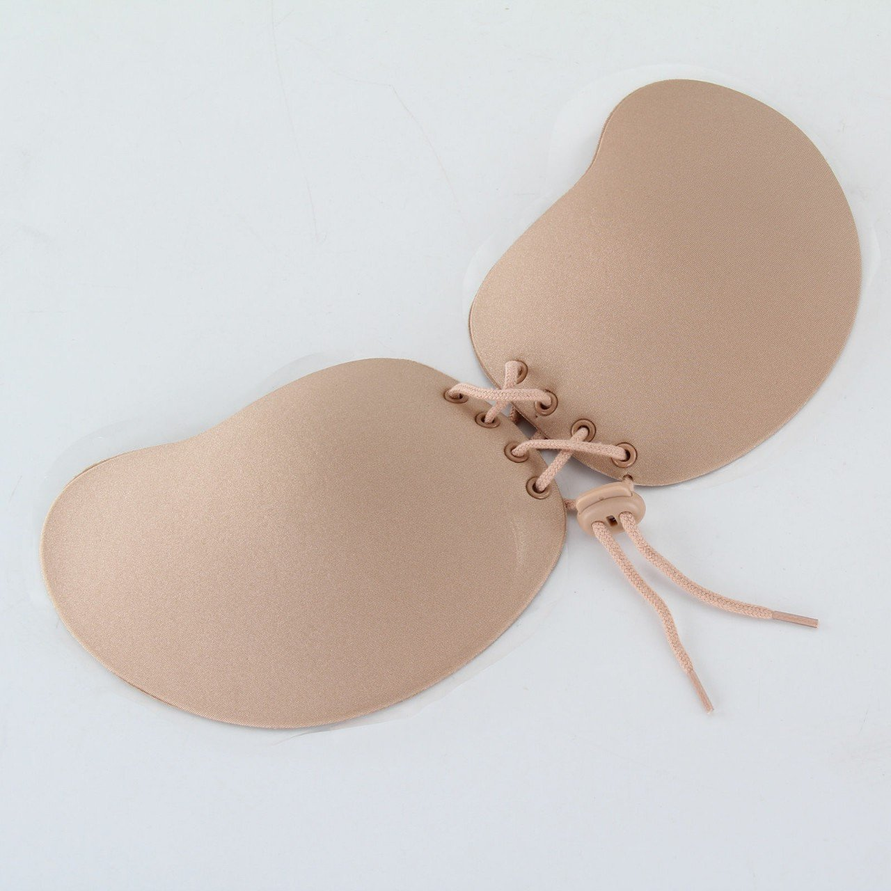 4d830a81d8822 Silicone Gel Invisible Bra Self-adhesive Push Up Strapless V - Depop