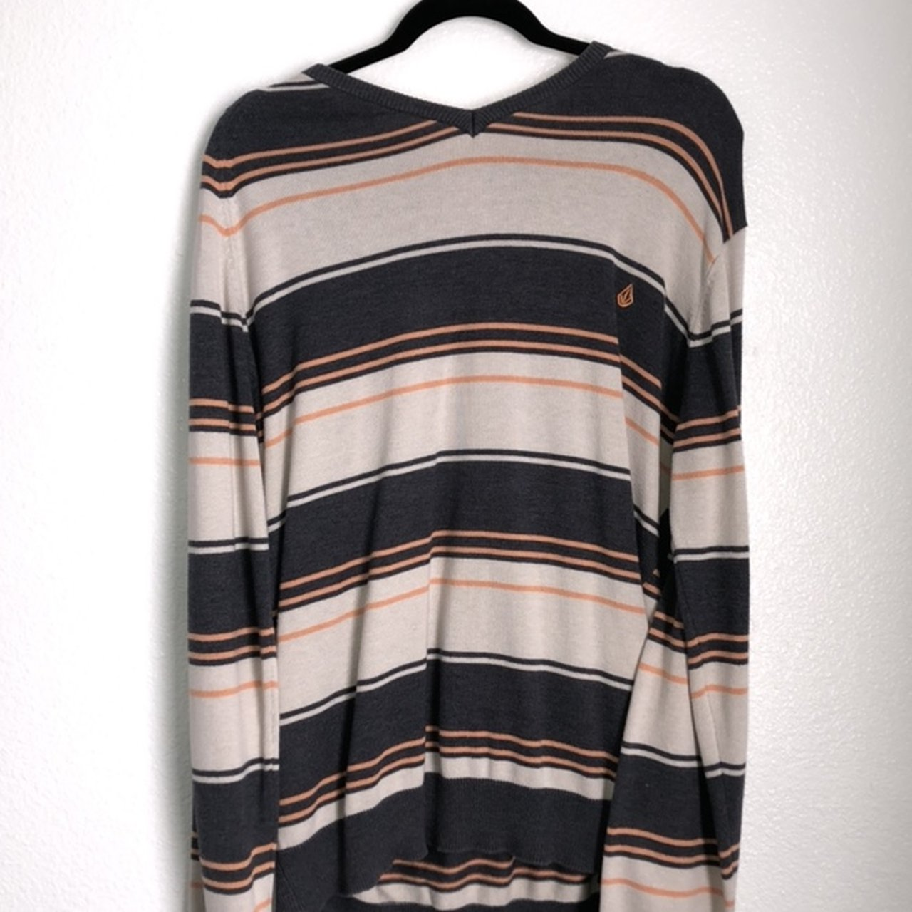 e4effd0c988 Volcom Striped Long-sleeve ☆ size