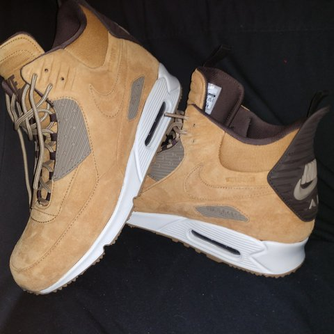 save off 36ea3 01dfc  j4oto. last year. Chicago, Cook County, United States. Nike Air Max 90  Sneakerboot Winter Waterproof ...