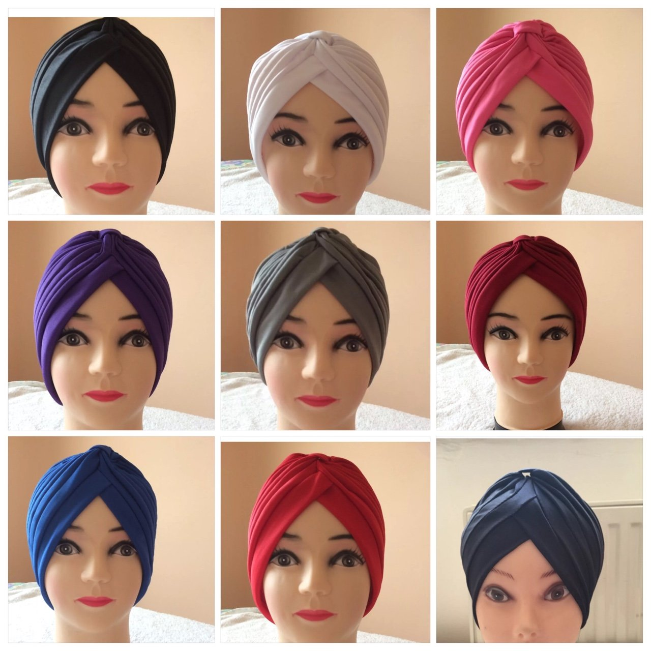 7392ac745b9 Sale Item Turban Hat Chemo 14 colors AVAIABLE camel