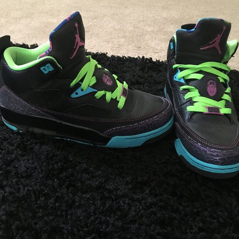 """purchase cheap 8e8bb 6c4ed  saraeabdalla. last year. Lexington, United States. These super cute Air  Jordan Son of Mars """"Bel Air s"""" are in great condition!! They ve only been  ..."""