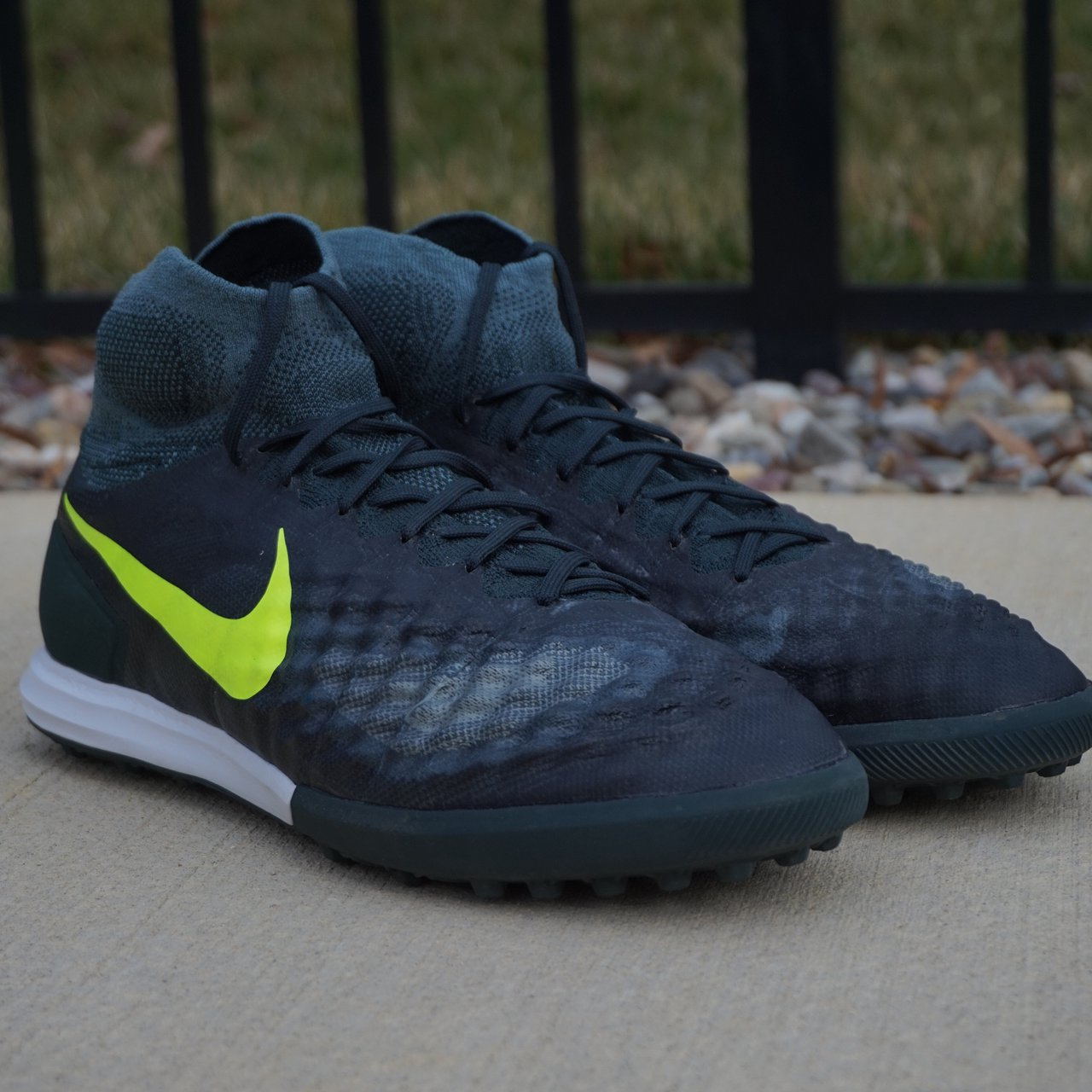 Nike Magista Indoor Courtturf Soccer Shoes Brand Dust I Depop
