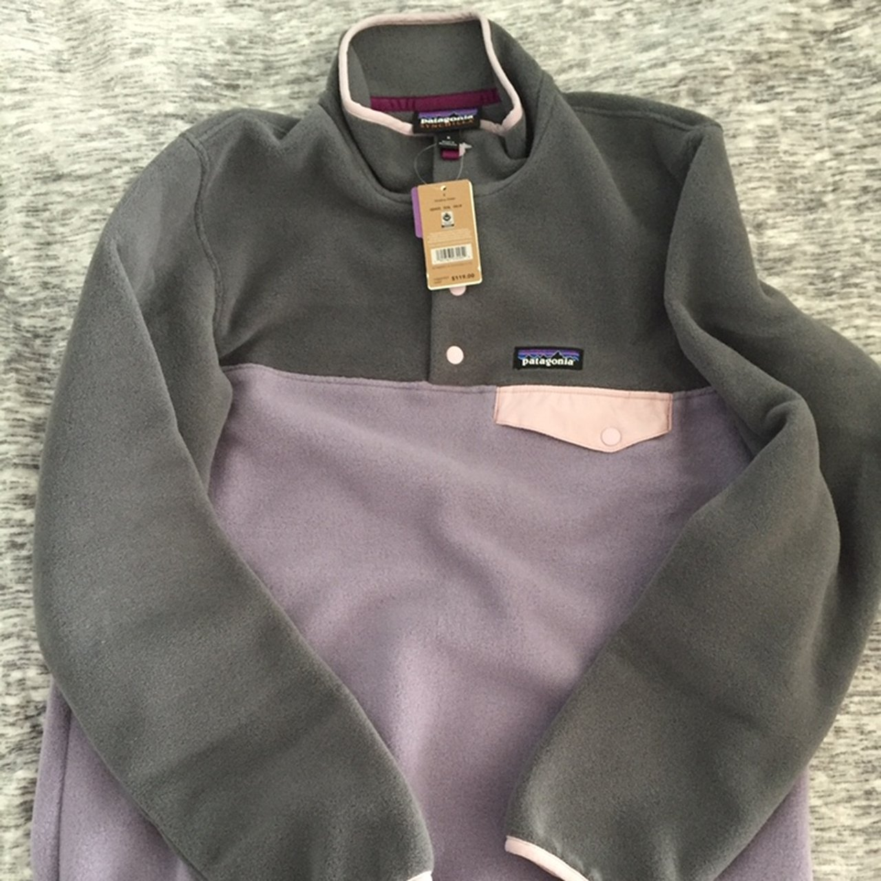 5875d5472aa90 FREE SHIPPING‼ NWT Patagonia Women's Synchilla