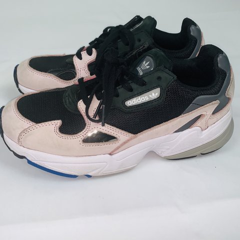 premium selection b8a8f f3335  rashod23. 5 months ago. Dallas, United States. Kylie Jenner Adidas Falcon  90s Inspired Shoes