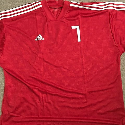 6566eb18e @officialgoodies. last year. Wilmington, United States. Adidas soccer jersey