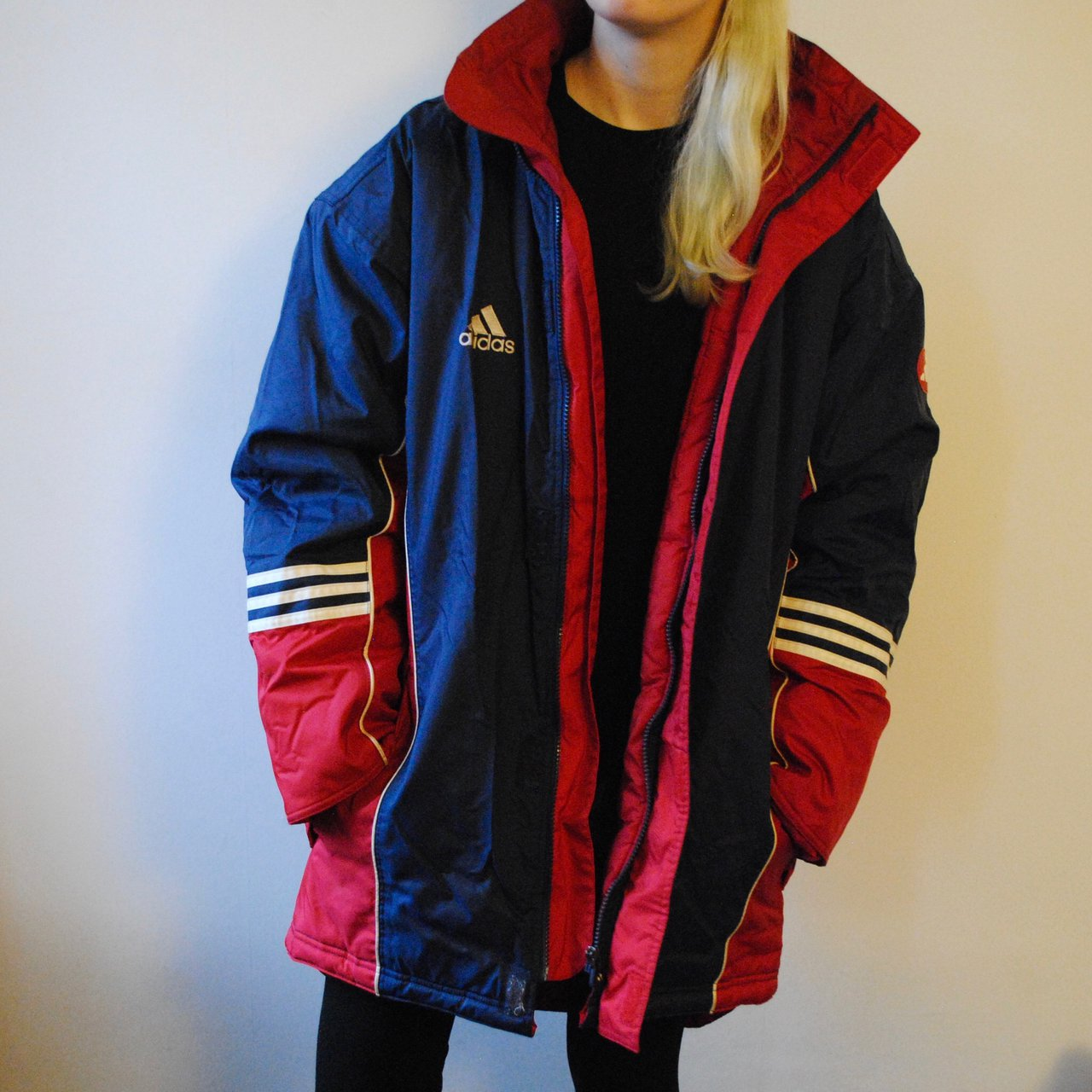 9d8ceb36cb Rare vintage Adidas winter coat from the 90 s
