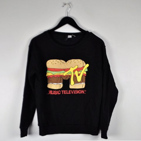 32f8978207d0d MTV sweatshirt   jumper from H M great condition only worn - Depop