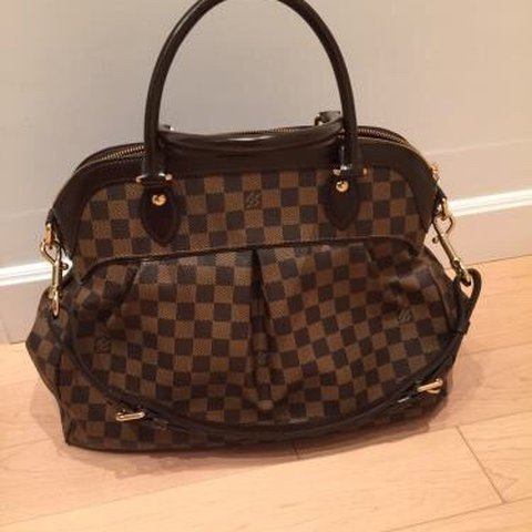 bcb0cab45737 AUTHENTIC LOUIS VUITTON TREVI GM SO GORGEOUS AND £1500 SO IS - Depop