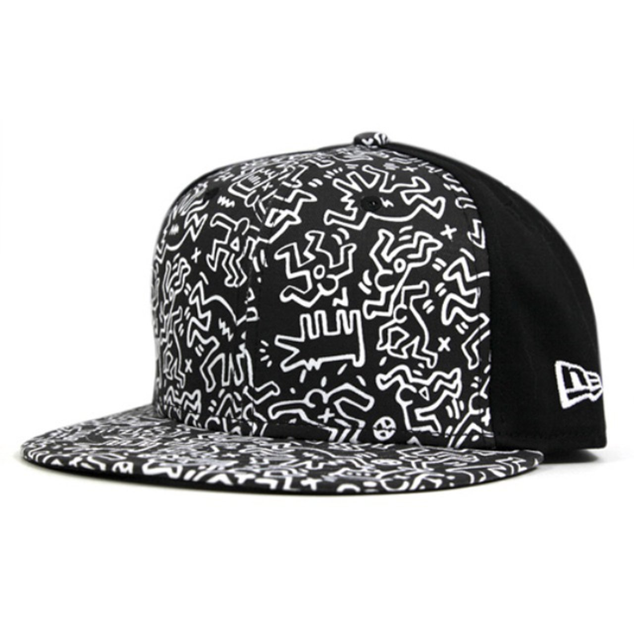 Rare✨Authentic New Era  KEITH HARING 9FIFTY 950 Limited run - Depop 0a4ff85e69c