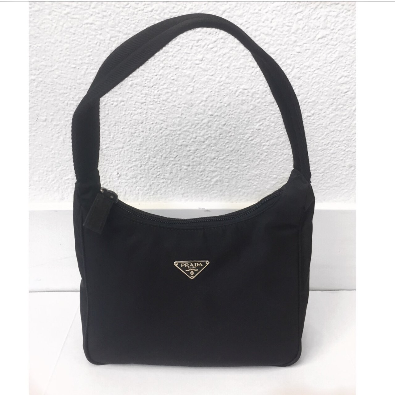 0cb7f77eb519f1 Authentic Vintage 2000s Rare Prada Mini Hobo Aka The Kendall Jenner Bag  It's In Brand New