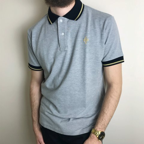 49d4b955 @timemachinegoods. last year. London, UK. Octobers Very Own OVO Large Polo  Top