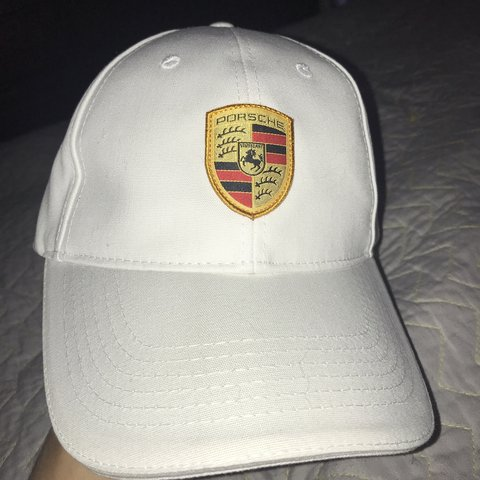 3f4f9441 Super clean Porsche cap, in 10/10 condition , fits really it - Depop