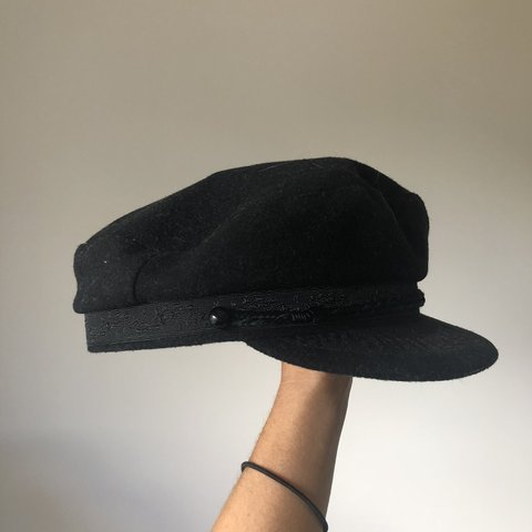 Train driver hat (sizing is in picture)  vintageclothes - Depop d6161edb8cf
