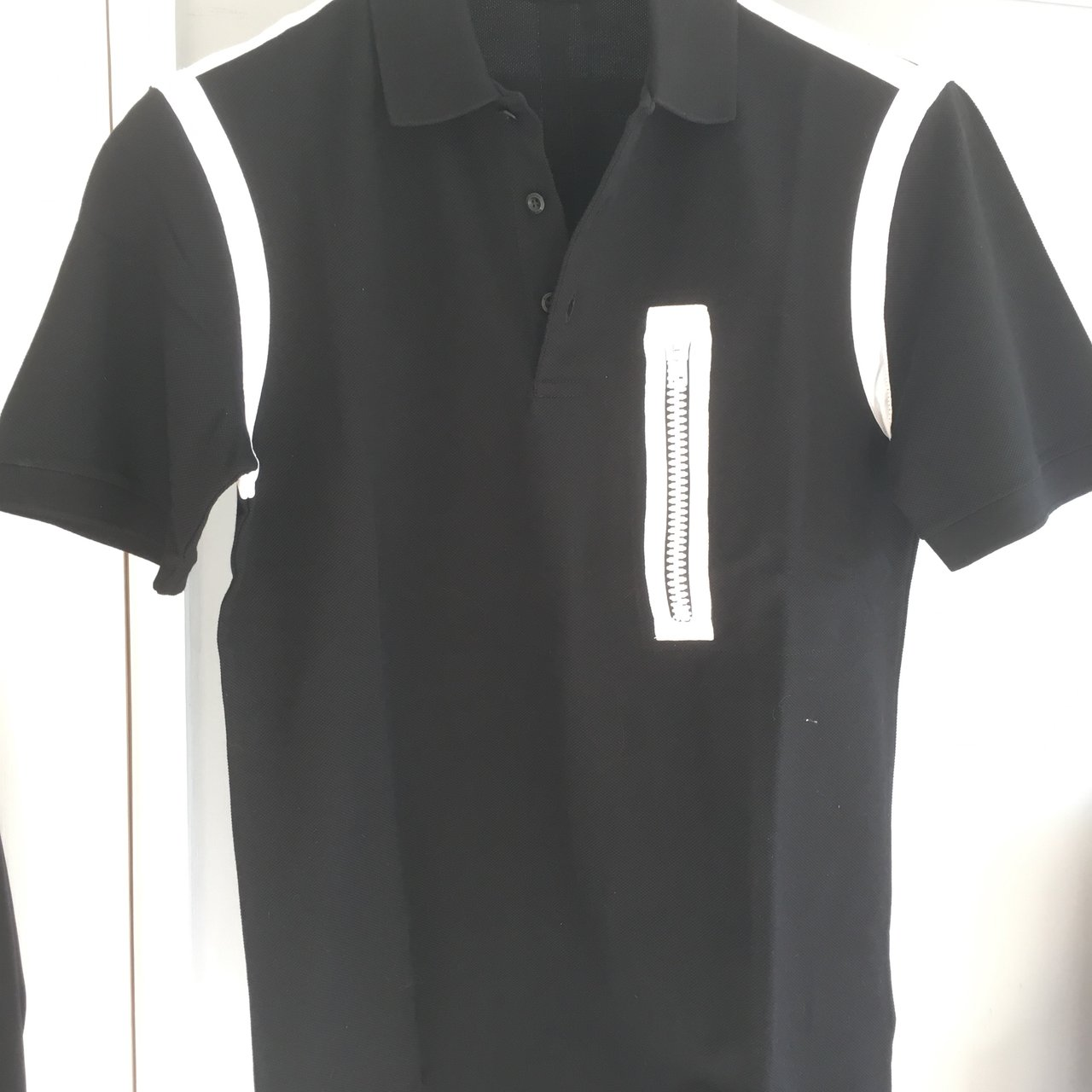 4b9a33ef366be Brand new Givenchy men s polo too tshirt comes with tags. is - Depop
