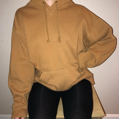 aaab3d91 @kourtneyco. 17 days ago. Boston, United States. Wheat colored hoodie from  FOOT ...