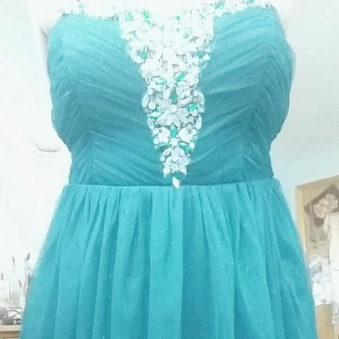 1f64587af SALE! Prom dress by B.Darling. Only worn once. Beautiful in - Depop