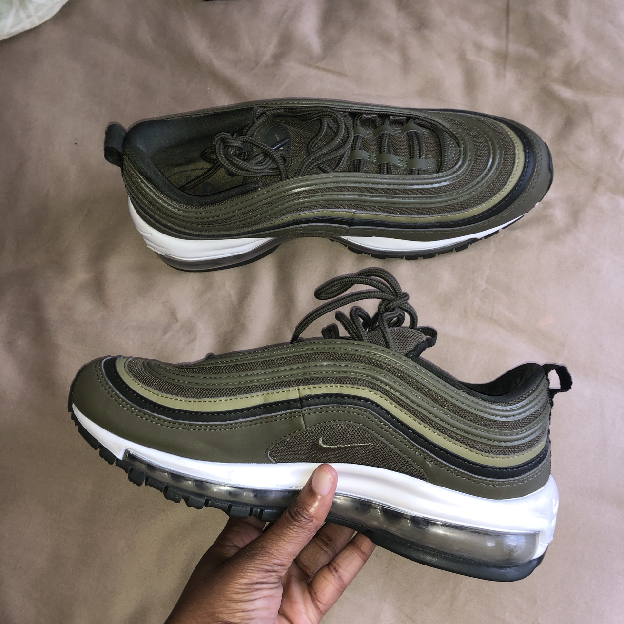Women's Nike Air Max 97 Nike Sneakers and JD Sports