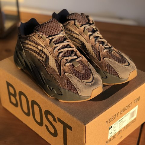 96a3485c1bec6 SOLD OUT EVERYWHERE!! Adidas Yeezy Boost 700 Geode UK 6.5 to - Depop