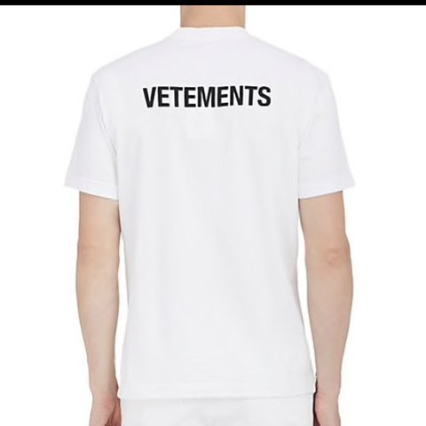 4ceda43b @vg98. 7 days ago. Dublin, Ireland. Reduced. Vetements Staff tshirt ...