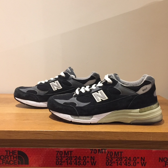 vintage new balance nb 992 shoes in