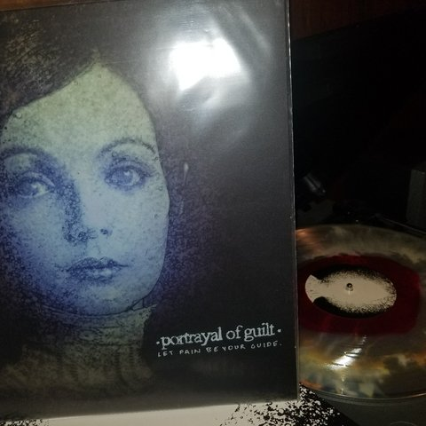 Portrayal Of Guilt Let Pain By Your Guide Vinyl Converge As Depop