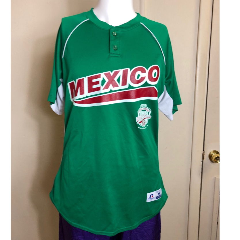 new product 5765c 04a02 Russell Athletic Little league World Series Mexico... - Depop