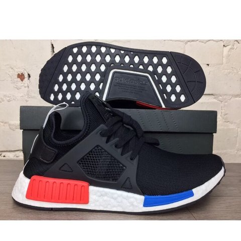 8b9fe97f8ef17 Adidas nmd Xr1 OG Size 10 Black Open to offers and is - Depop