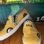 7d52f8374b56 Limited Edition  Keds for Kate Spade Yellow Lemon Pointer a - Depop