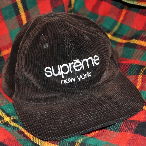 e5b5bed3 Supreme #hat it's dusty and sun-bleached you can clean it I - Depop