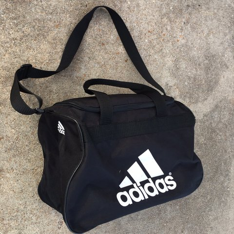 3eb59b60dee0 Small Adidas duffel bag in perfect condition